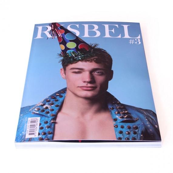 Dirección de arte Risbel magazine 3 by Mirada Creativa