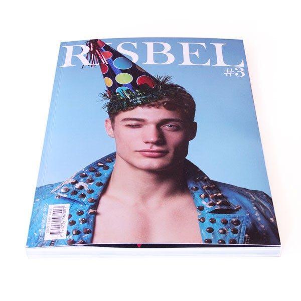 Dirección de arte para Risbel Magazine 3