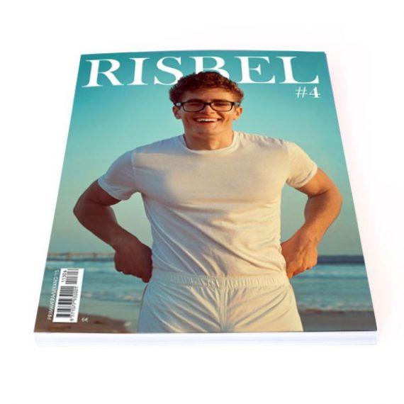Dirección de arte para Risbel Magazine 4