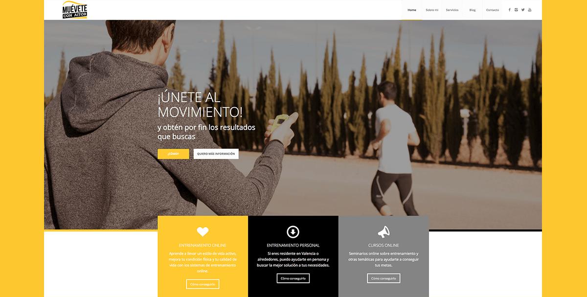 diseño de página web valencia