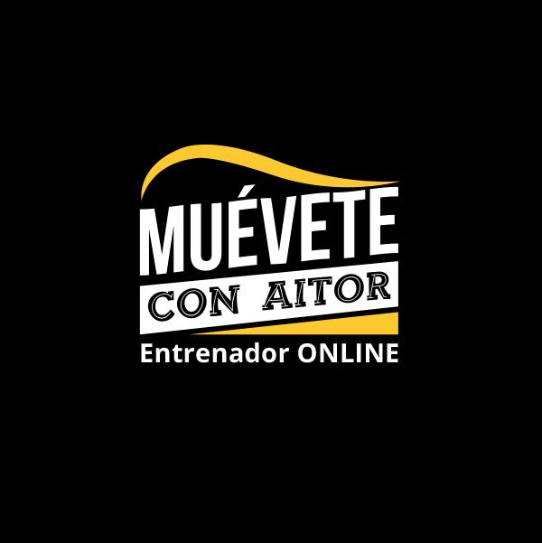 DISEÑO DE MARCA PARA MUÉVETE CON AITOR