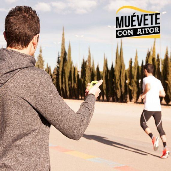 DISEÑO WEB Y FOTOGRAFÍA PARA MUÉVETE CON AITOR