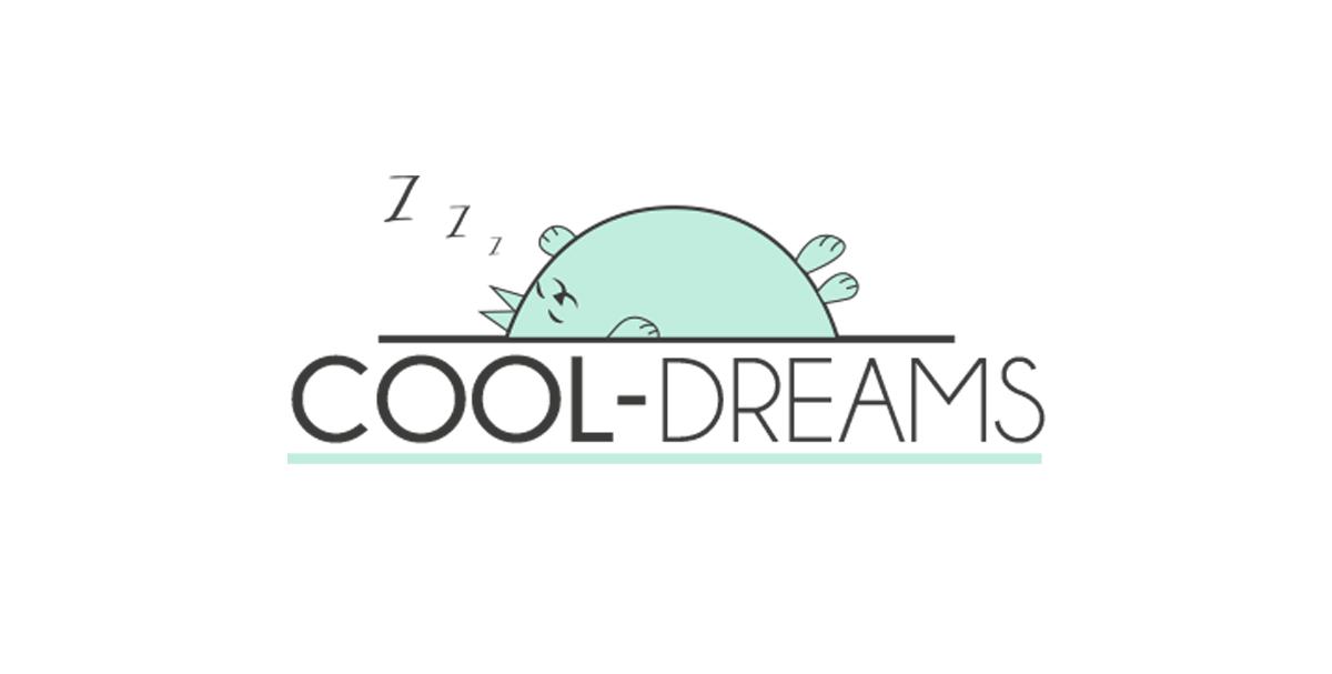 Diseño de marca de Cool Dreams