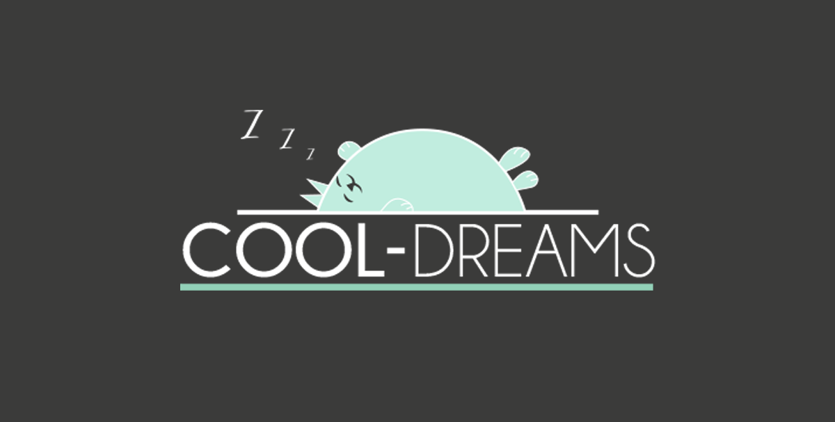 Diseño de marca de Cool Dreams