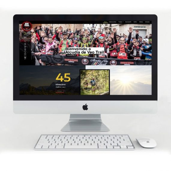 DISEÑO DE PÁGINA WEB ADVTRAIL