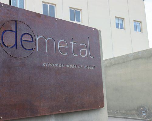 Fotografía Corporativa Industrial Metal