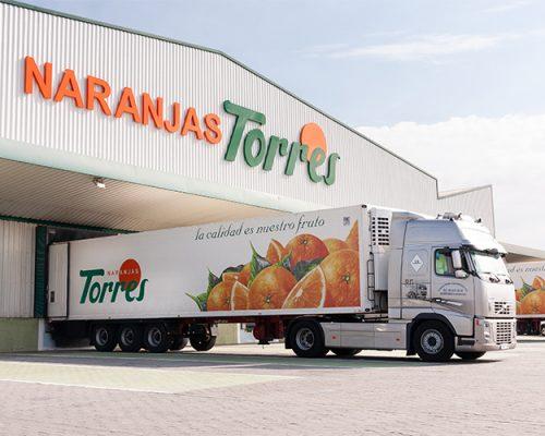 Fotografía Corporativa Naranjas Torres Intalaciones Almenara